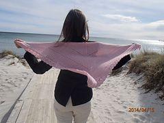Ravelry: Guernsey in Pink pattern by Anne B Hanssen