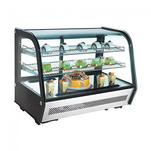 36 Quot Refrigerated Countertop Bakery Display Case Countertop