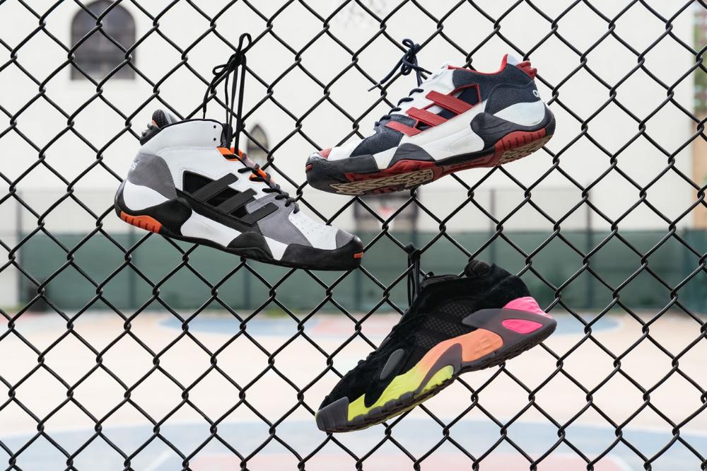 Tierras altas Cuatro Muchas situaciones peligrosas  Behind the Design and Cultural Impact of adidas' Streetball Line | Vintage  sneakers, Sneakers, Basketball sneakers