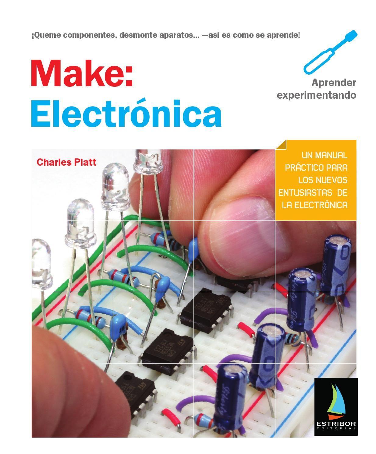Resumen Libro Make Electronica