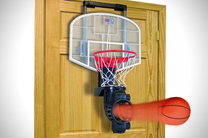 Indoor Basketball Hoops System Posted On 2013 03 07 Tweet Indoor Basketball Hoop Basketball Bedroom Basketball Room