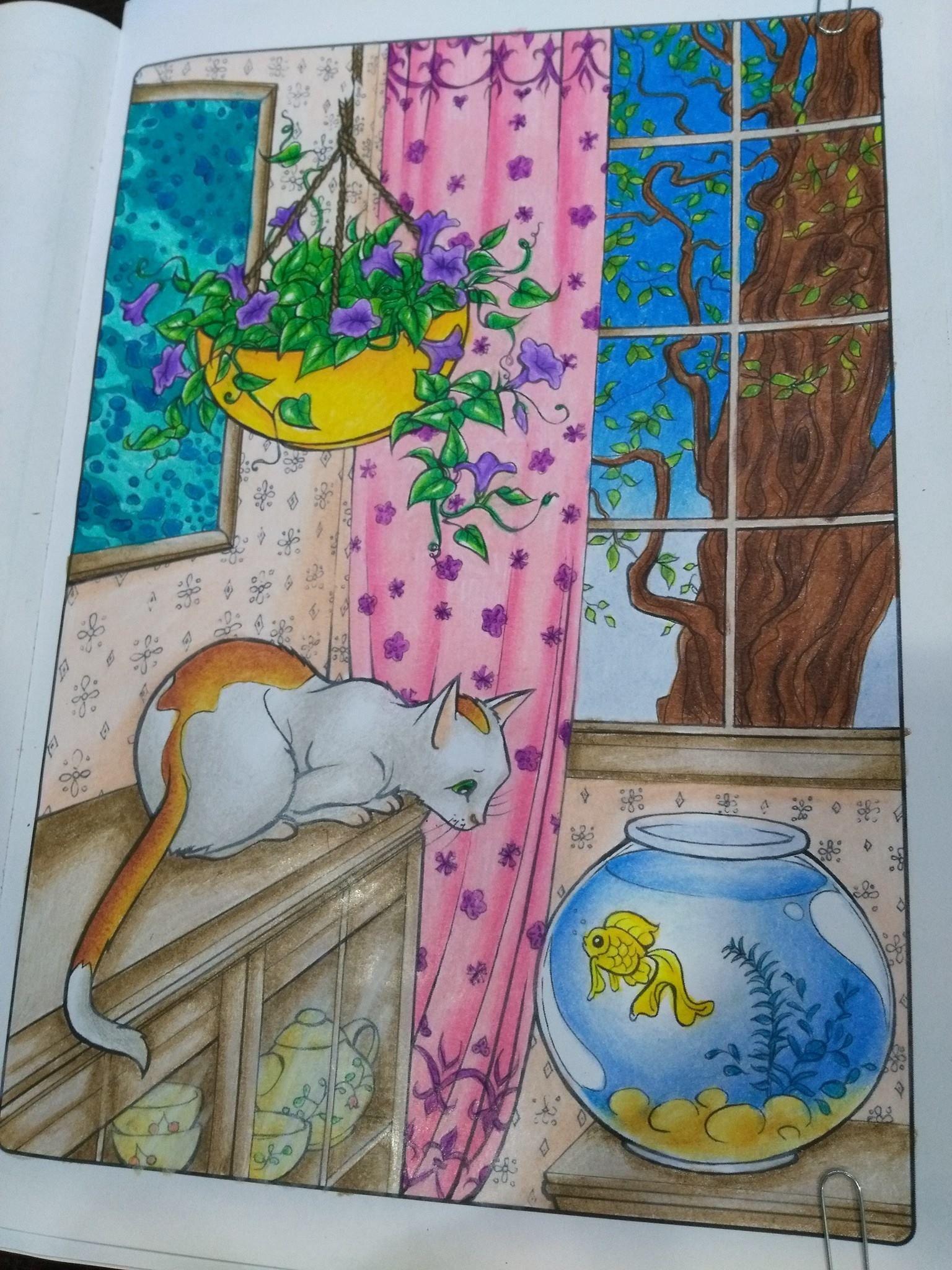 Pin By Ania Deneka On Kolorowanie Art Painting