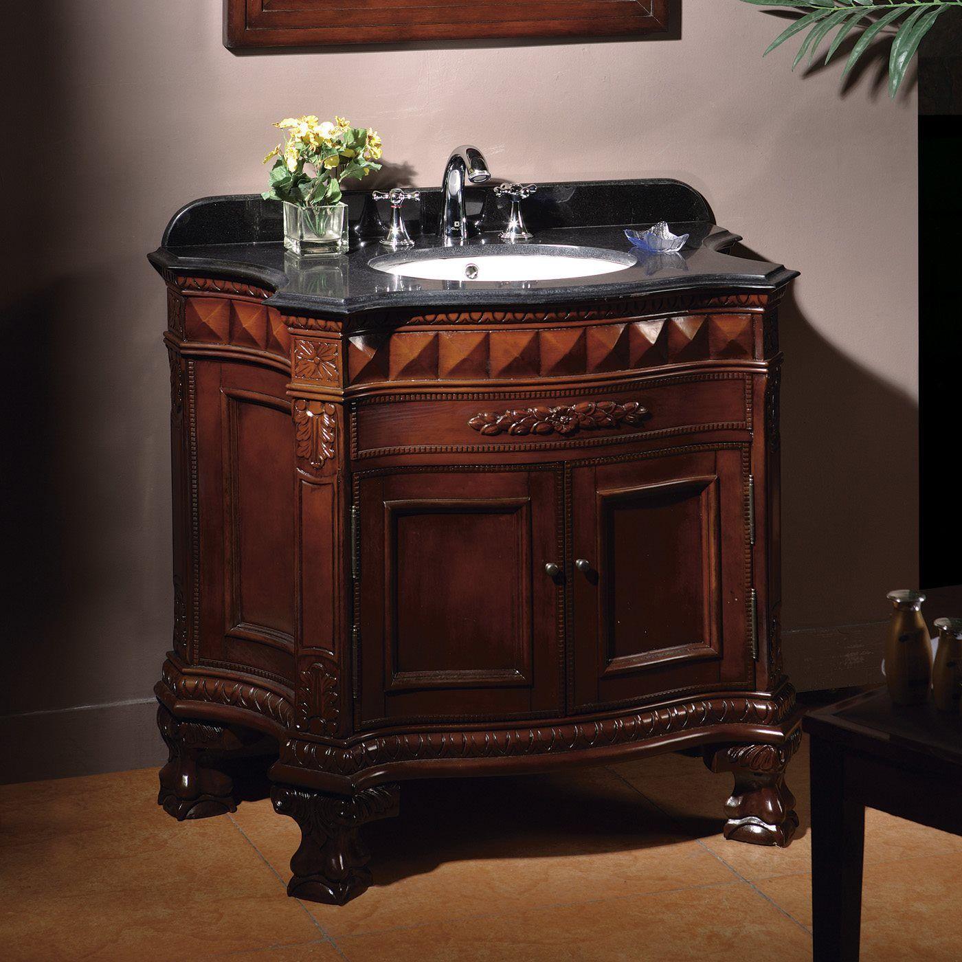 Ove Decors Buckingham 36-in Bathroom Vanity Ensemble