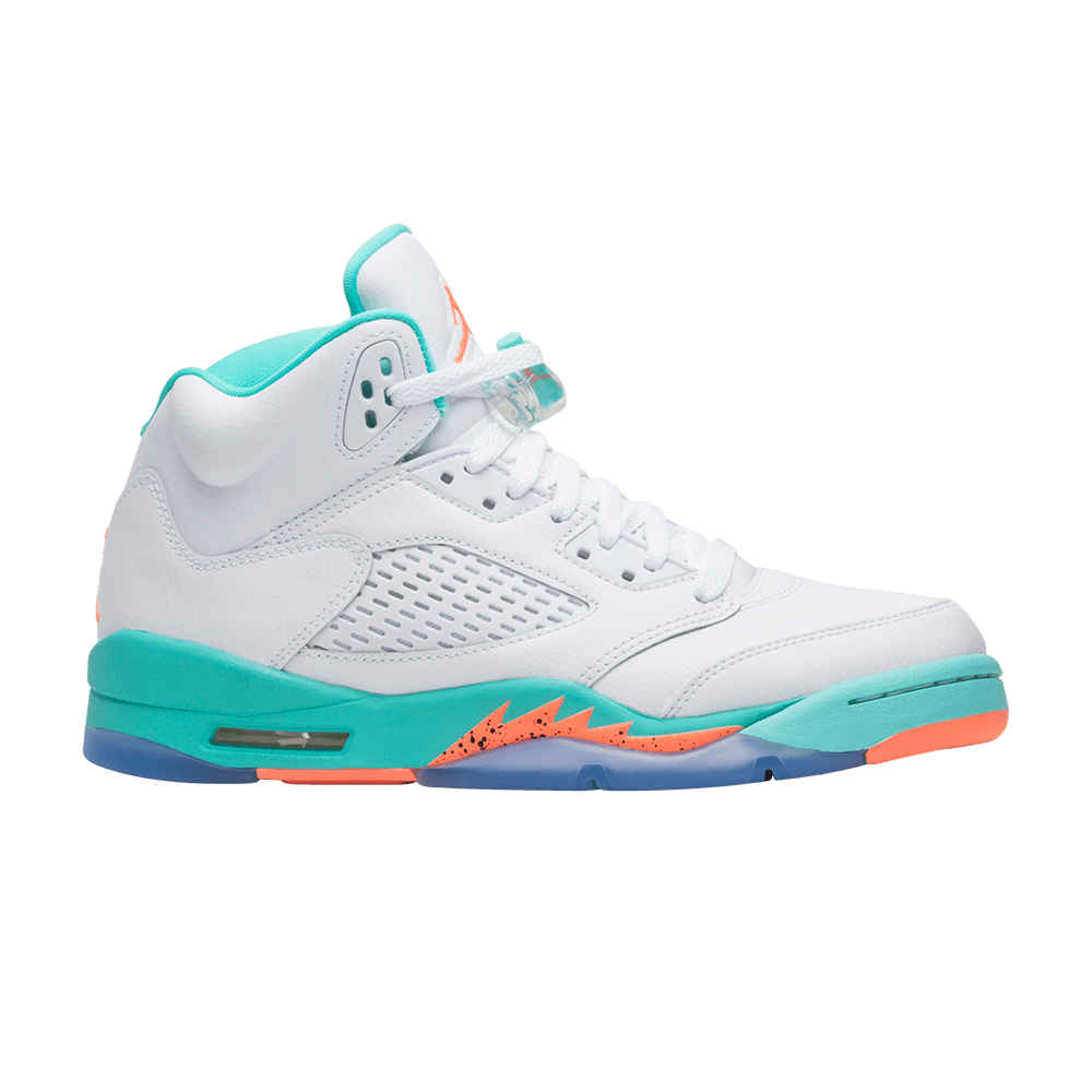 buy popular 24d40 74818 Air Jordan 5 Retro GS 'Light Aqua' | Stage Outfits in 2019 ...