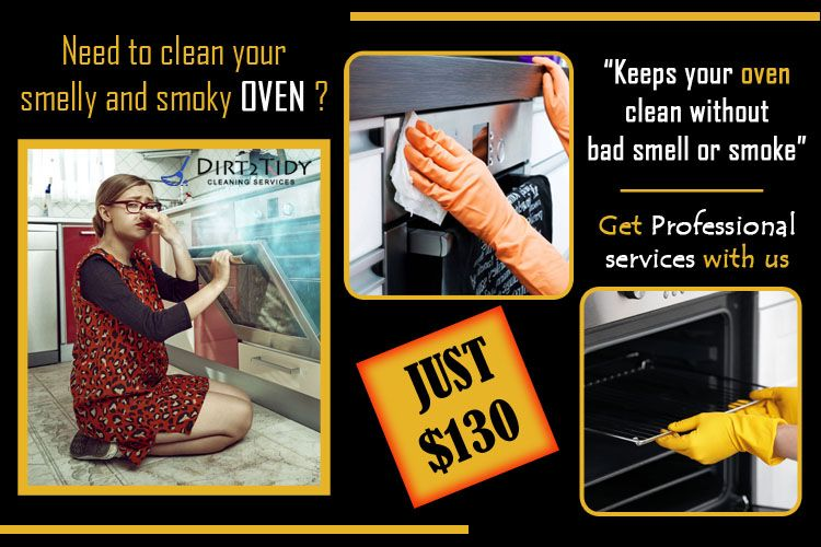 keeps your oven clean without bad smell in 2020 Oven