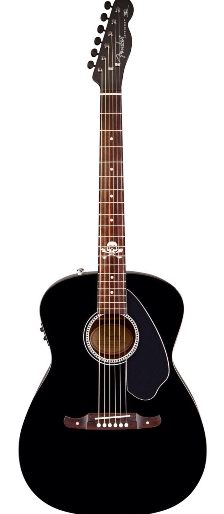 Fender Avril Lavigne Newporter Acoustic Electric Guitar Black Musician S Friend Acoustic Guitar Fender Acoustic Guitar Best Acoustic Guitar