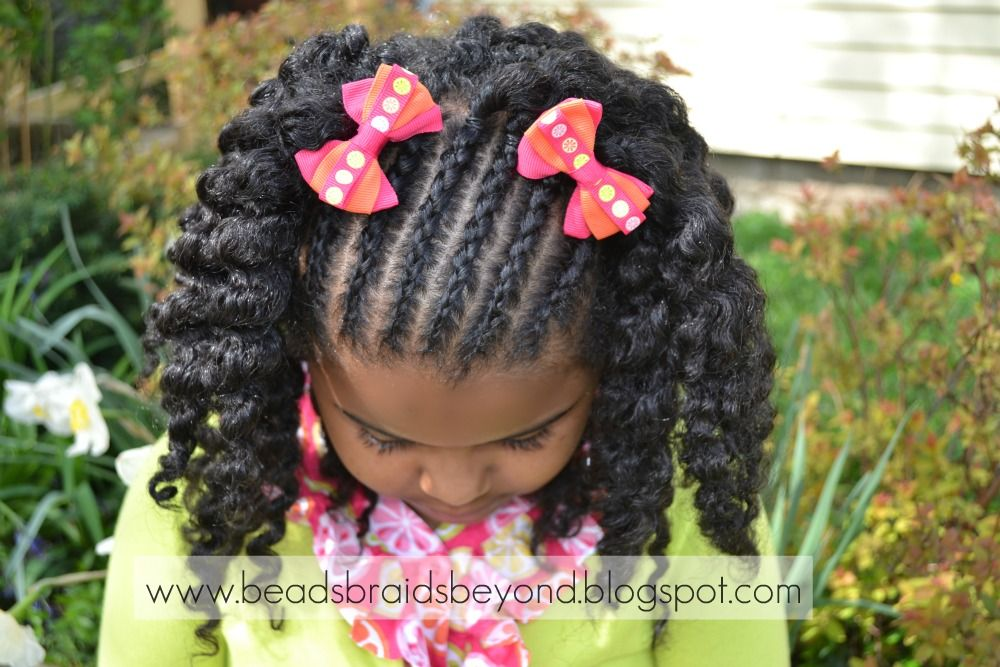Enjoyable 1000 Images About Ethnic Hairstyles For Little Girls On Pinterest Hairstyles For Men Maxibearus