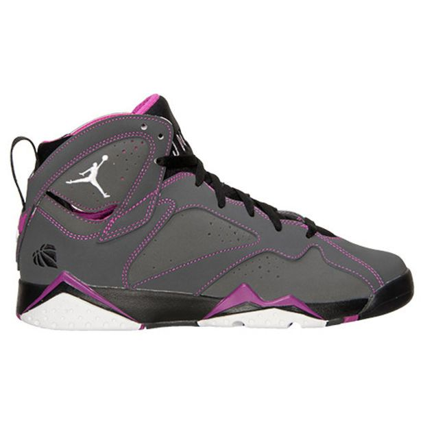 size 40 4689d 33e88 Girls  Grade School Air Jordan Retro 7 (3.5y-9.5y) Basketball Shoes