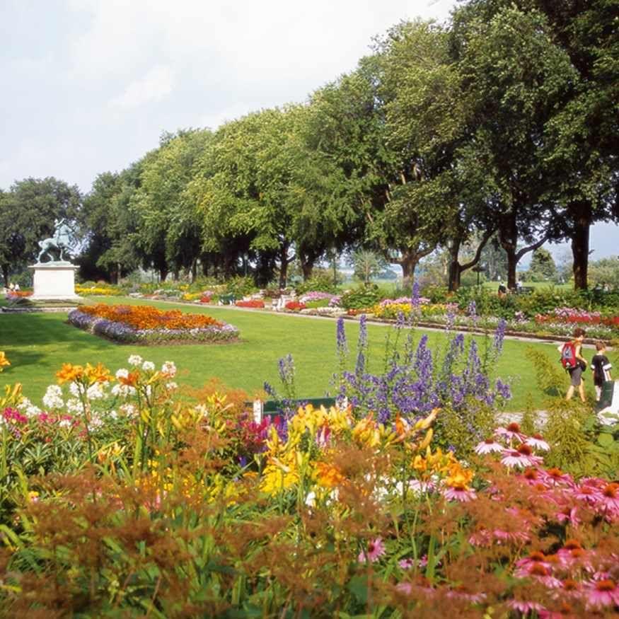 Jardin Jeanne d\'Arc, Quebec City, Canada | Quebec City ...