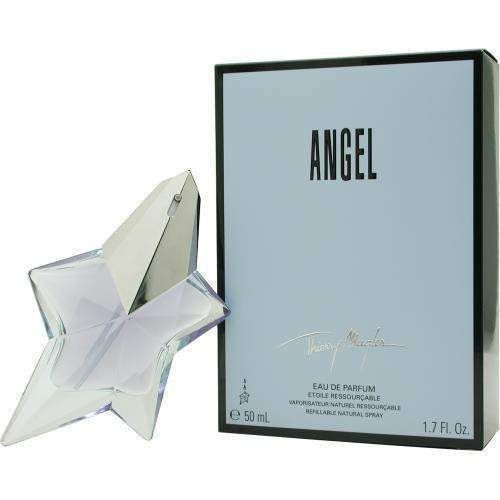 Angel By Thierry Mugler Eau De Parfum Spray Refillable 1 7 Oz Products