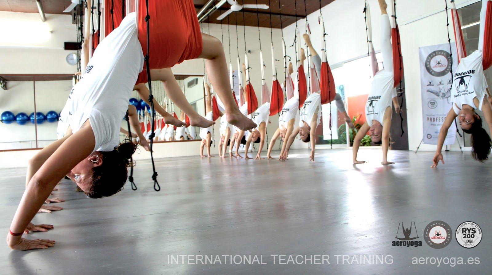 Formación Yoga Aéreo Mexico: 7 al 14 Agosto, AeroYoga® International Teacher Training | YOGA AEREO MEXICO