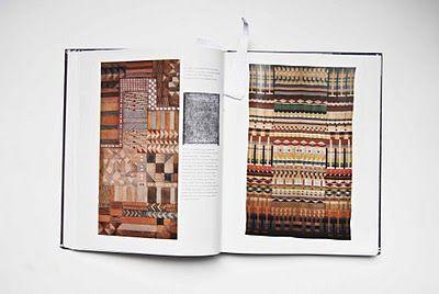 Textile-designer Gunta Stölzl for Bauhaus 1928. ('Bauhaus-textilien' Sigrid Wortman Weltge)