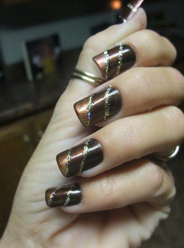 fall #nail #design   Nail   Pinterest   Makeup, Fun nails and Nail stuff