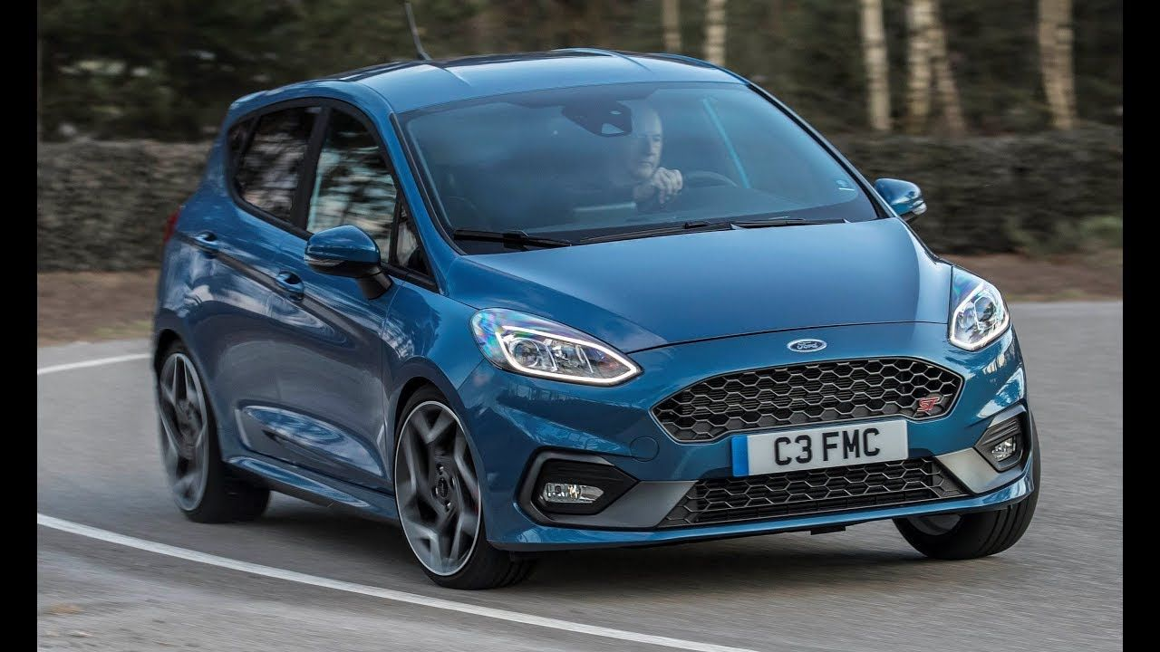 2018 Ford Fiesta St Test Drive