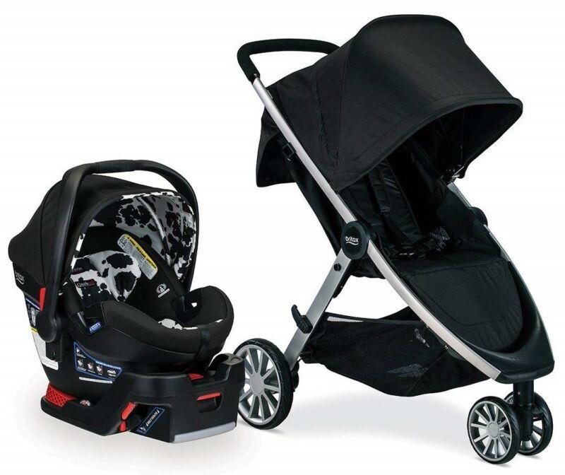 Britax BLively Stroller BSafe Ultra Infant Car Seat