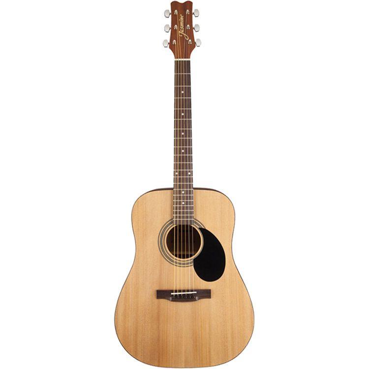 Jasmine S 35 Dreadnought Acoustic Guitar Natural Guitar Acoustic Guitar Acoustic