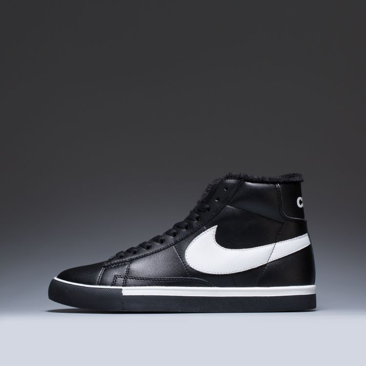 huge discount 4b28a 3015d How To Buy Nike Blazer High CDG Comme des Garcons Black ...