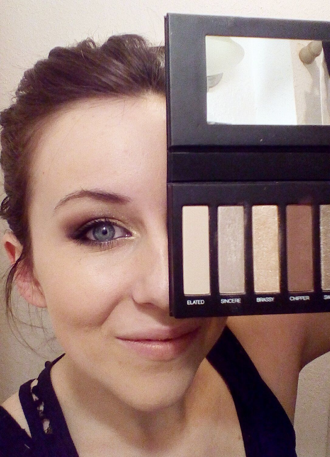 Foolproof Eyeshadow It S Like Paint By Numbers For Your Face Get
