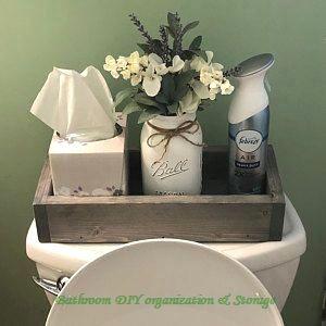Photo of Außergewöhnliche Konzepte für die Aufbewahrung und Organisation von Badezimmern #diybathroom #bathroom