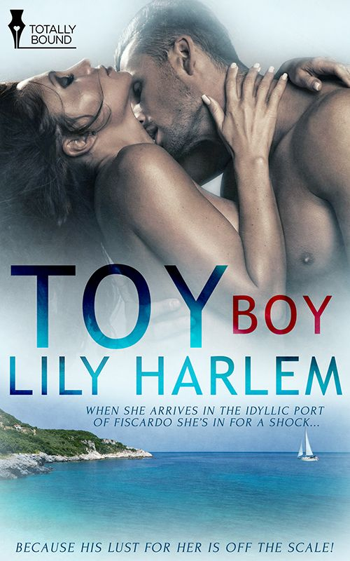Toy Boy - hot cougar erotic romance from Lily Harlem