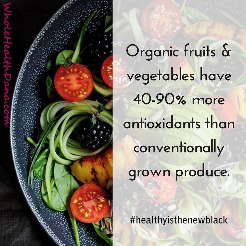 We Often Talk About Eating Organic Food Because Of The Chemicals