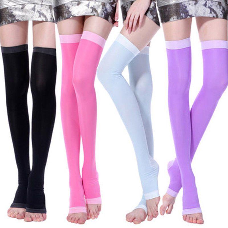7e2ca44f29 $6.26 AUD - Leg Slim Spider High Stockings Veins Varicose Compression Socks  Thigh Socks #ebay #Fashion