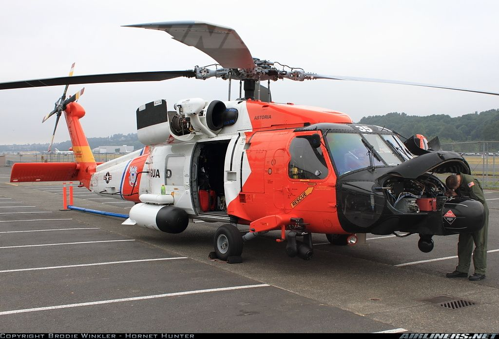 Sikorsky HH-60J Jayhawk (S-70B-5) aircraft picture