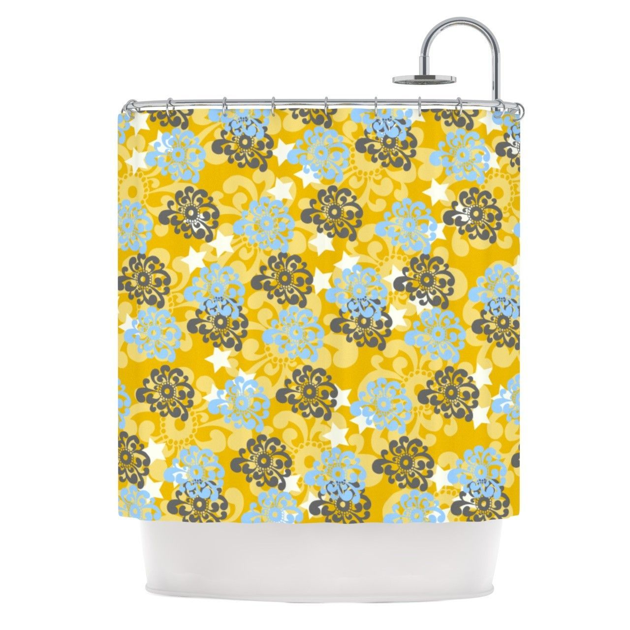 Http Www Bkgfactory Com Category Yellow Curtains Blue