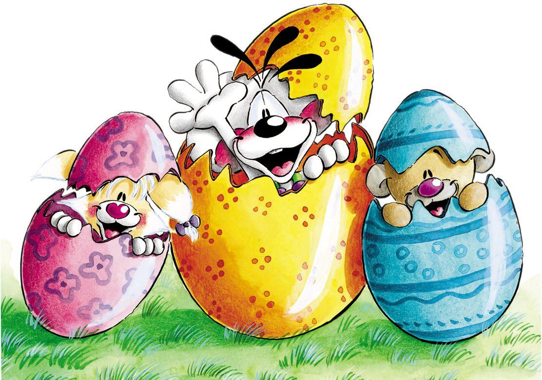 Osberbilder Frohe Ostern