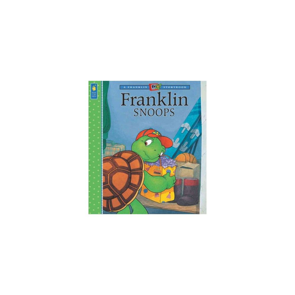 Franklin Snoops ( A Franklin TV Storybook) (Hardcover)