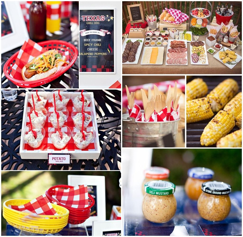 Barbecue Party Ideas Food Outdoor Barbecue Party Ideas Bbq