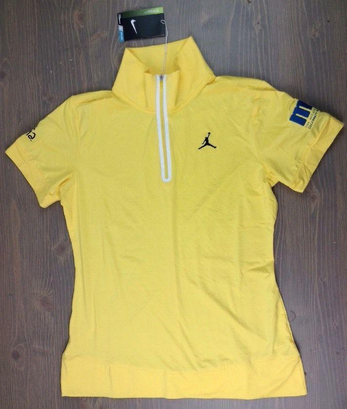 New Nike Golf Polo Small Michael Jordan
