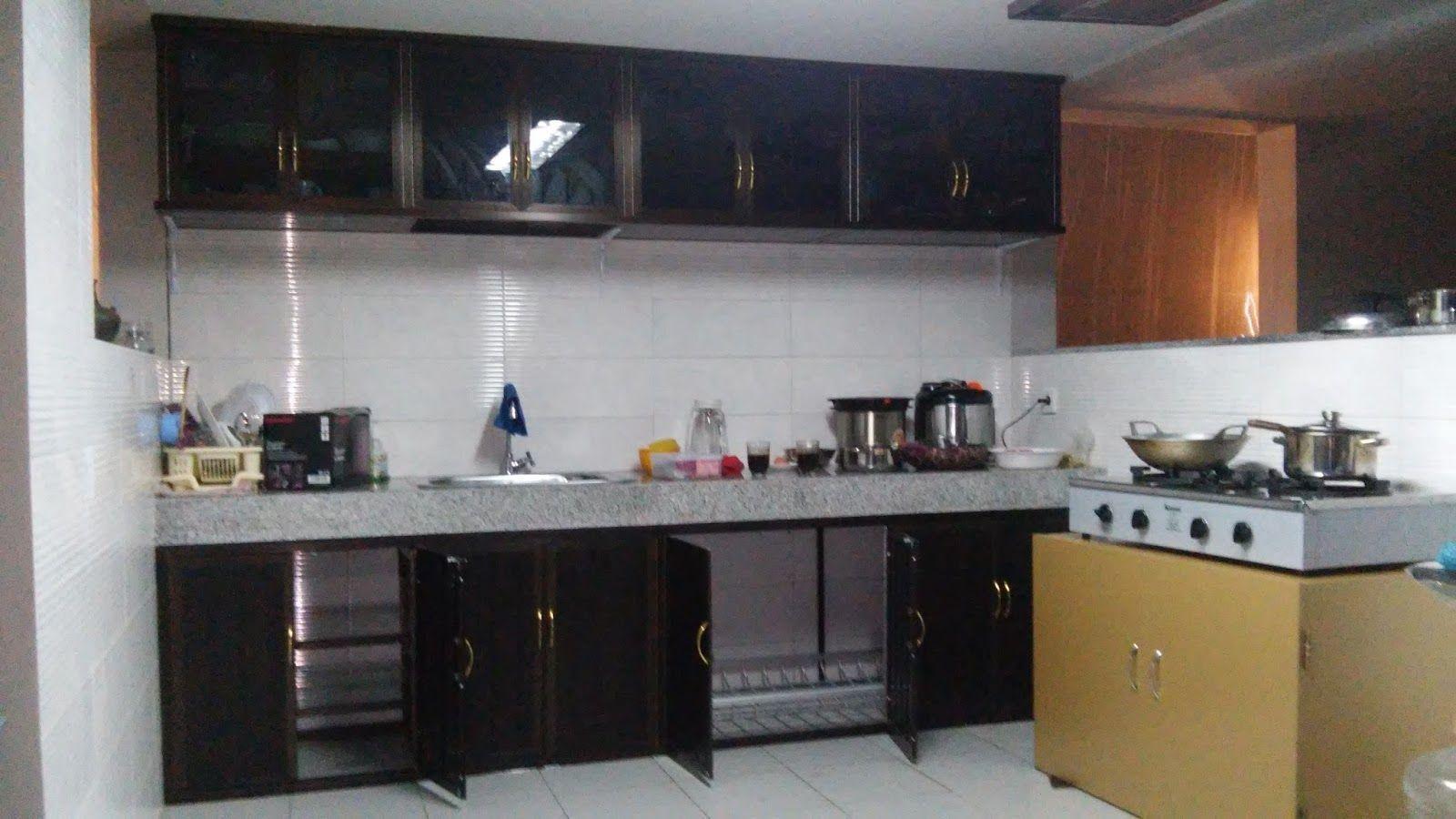 Kitchen Set Aluminium Kaca Penelusuran Google Kitchen Set