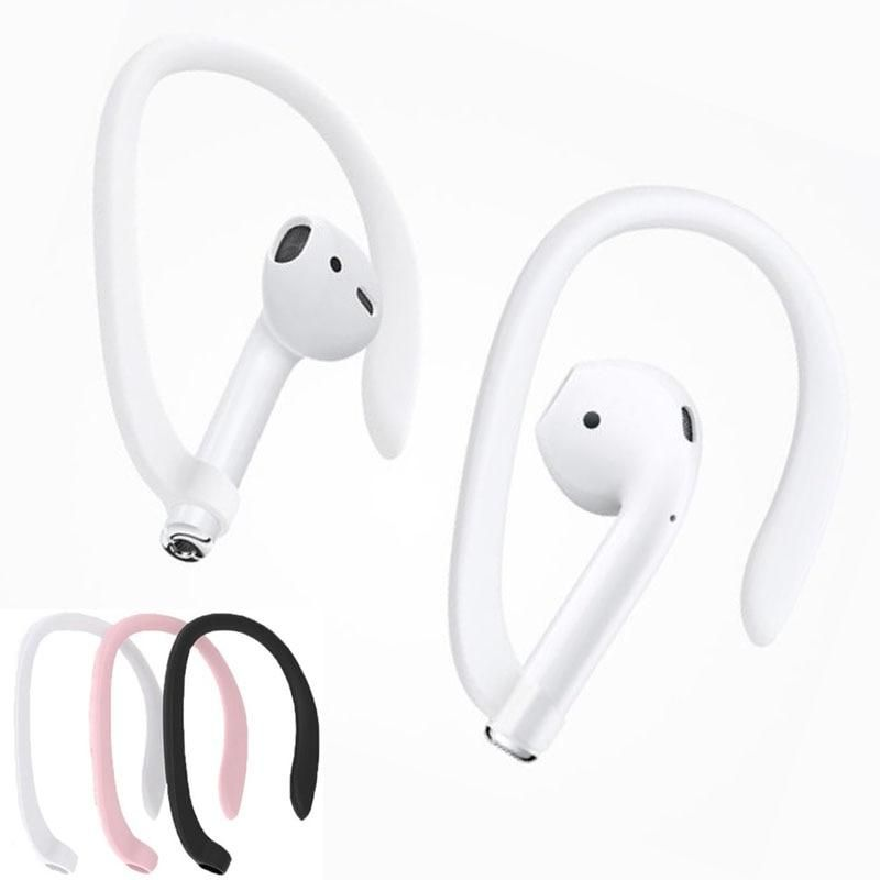 Anti Lost Holder Earphone Stand Strap For Apple Iphone Xs Max X 8 7 Plus Airpods Wireless Headphone Sport Ear H Sports Headphones Wireless Headphones Headphone