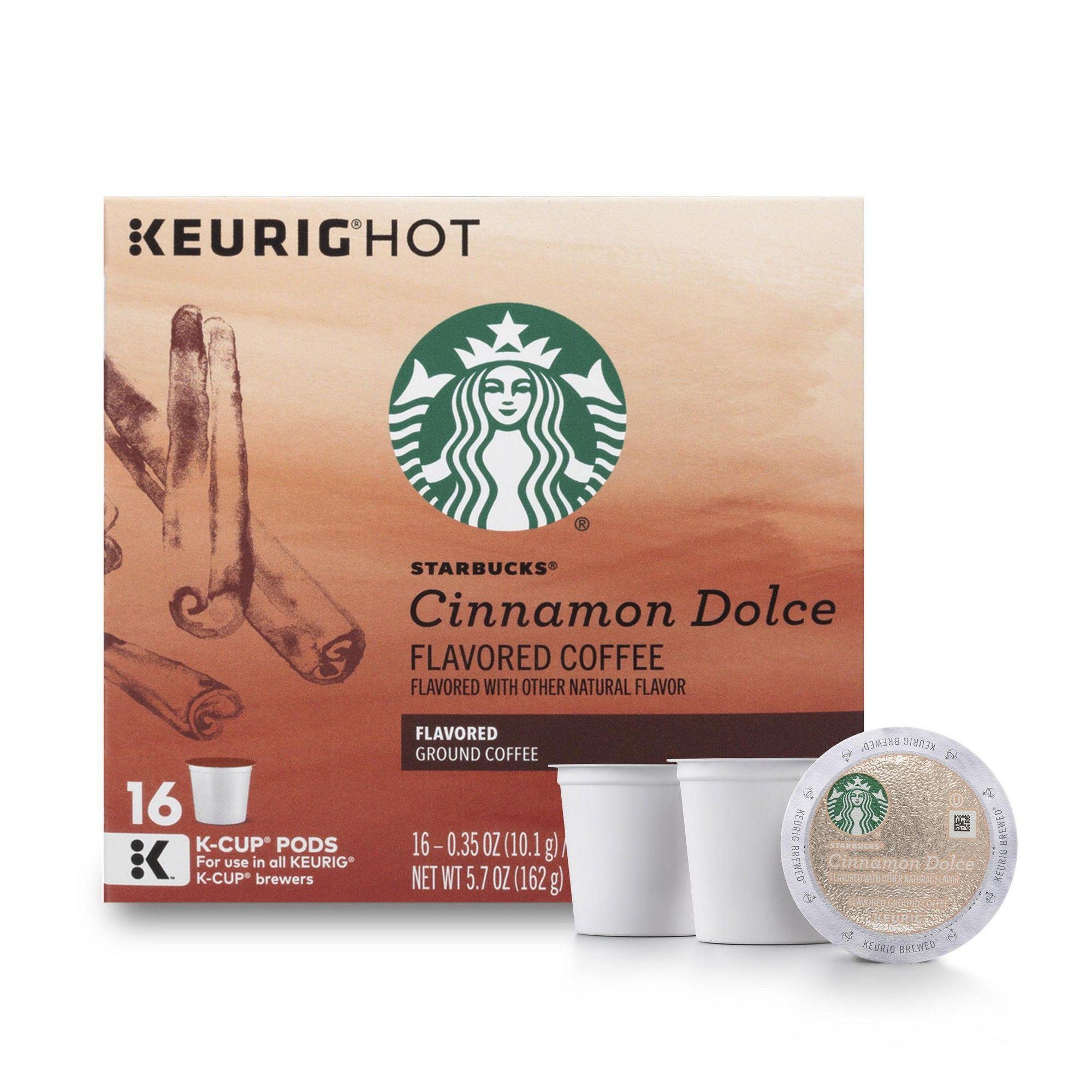 Starbucks Cinnamon Dolce Light Roast Coffee
