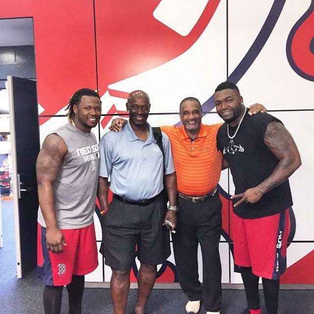 Papi and Hanley