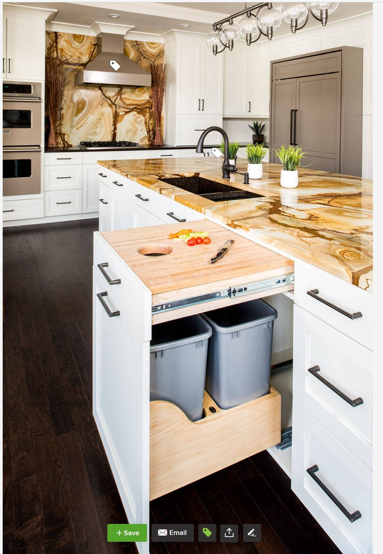 Kitchen in Sterling Road, Armonk - Transitional - Kitchen - New York - by Amazing Spaces | Houzz
