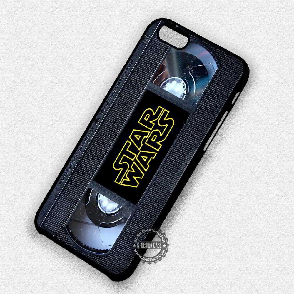 sale retailer 7908e 9f277 Cassette Vintage Star Wars - iPhone 7 6 Plus 5c 5s SE Cases & Covers ...