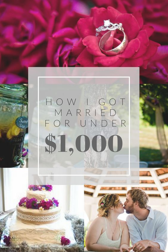 How I Got Married for Under $1,000 | Little Prince Leopold