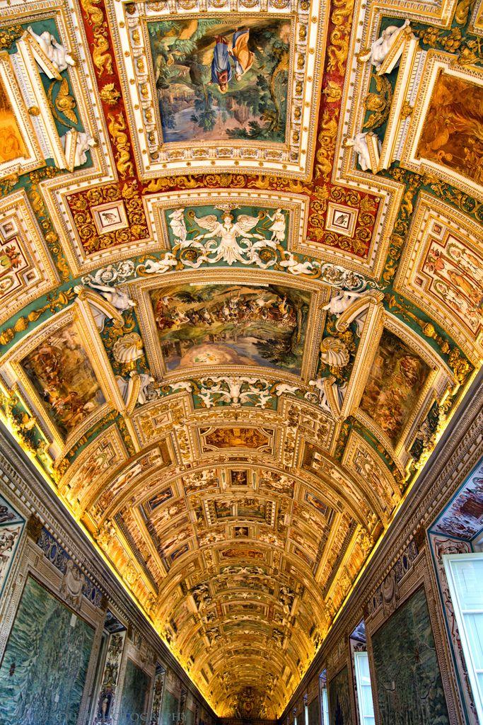 Weekend In Rome, Italy, Sistine Chapel
