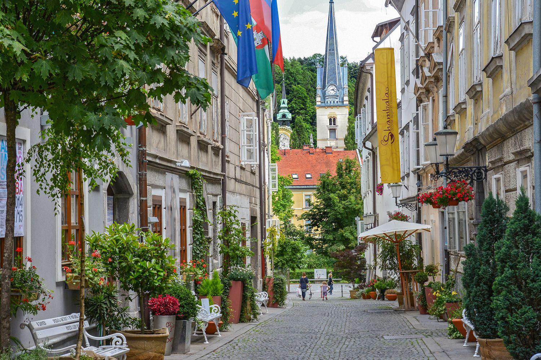 Pin On Ljubljana A City With Green Soul