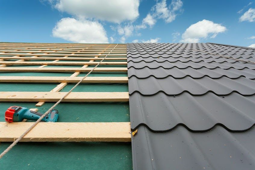 Metal Roofs Are Among The Best Investments You Can Make In This Day And Age Whether You Want To Save M Metal Roofing Prices Metal Roof Metal Roof Installation