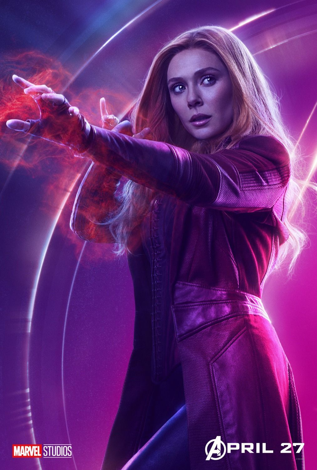 Avengers Infinity War Elizabeth Olsen As Scarlet Witch Marvel Superheroes Scarlet Witch Marvel Marvel