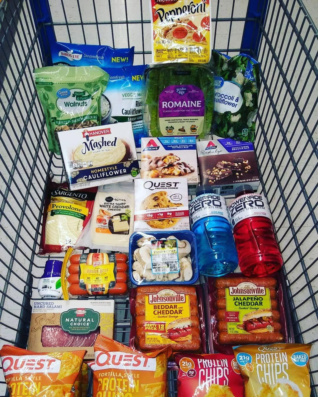 Photo of Shopping List For Food Options That Are Keto-