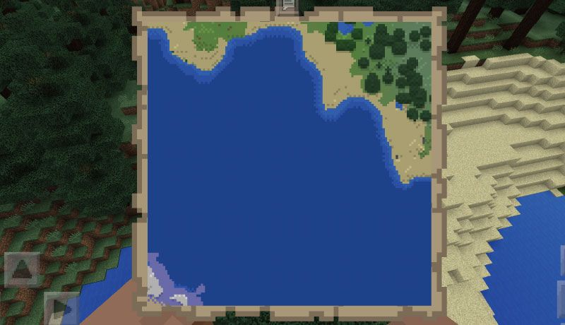 Pe 地図 マイクラ