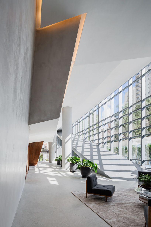 Daniel libeskind studio edifício vitra itaim bibi são paulo