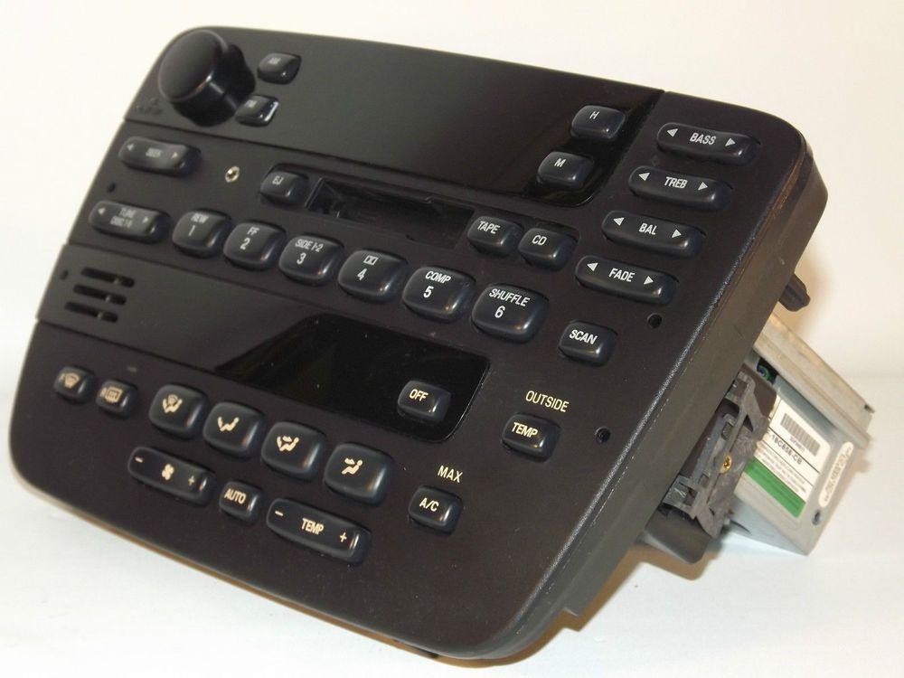 Mercury Sable 2000 2001 2002 2003 2004 Amfm Cassette Ipod Aux Radio Rhpinterest: 2004 Ford Ranger Radio With Aux At Gmaili.net