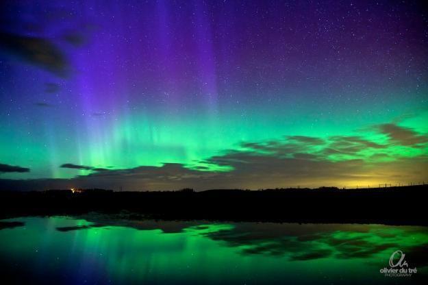 Aurora boreal 9 de mayo | Auroras boreales, Boreal y Aurora