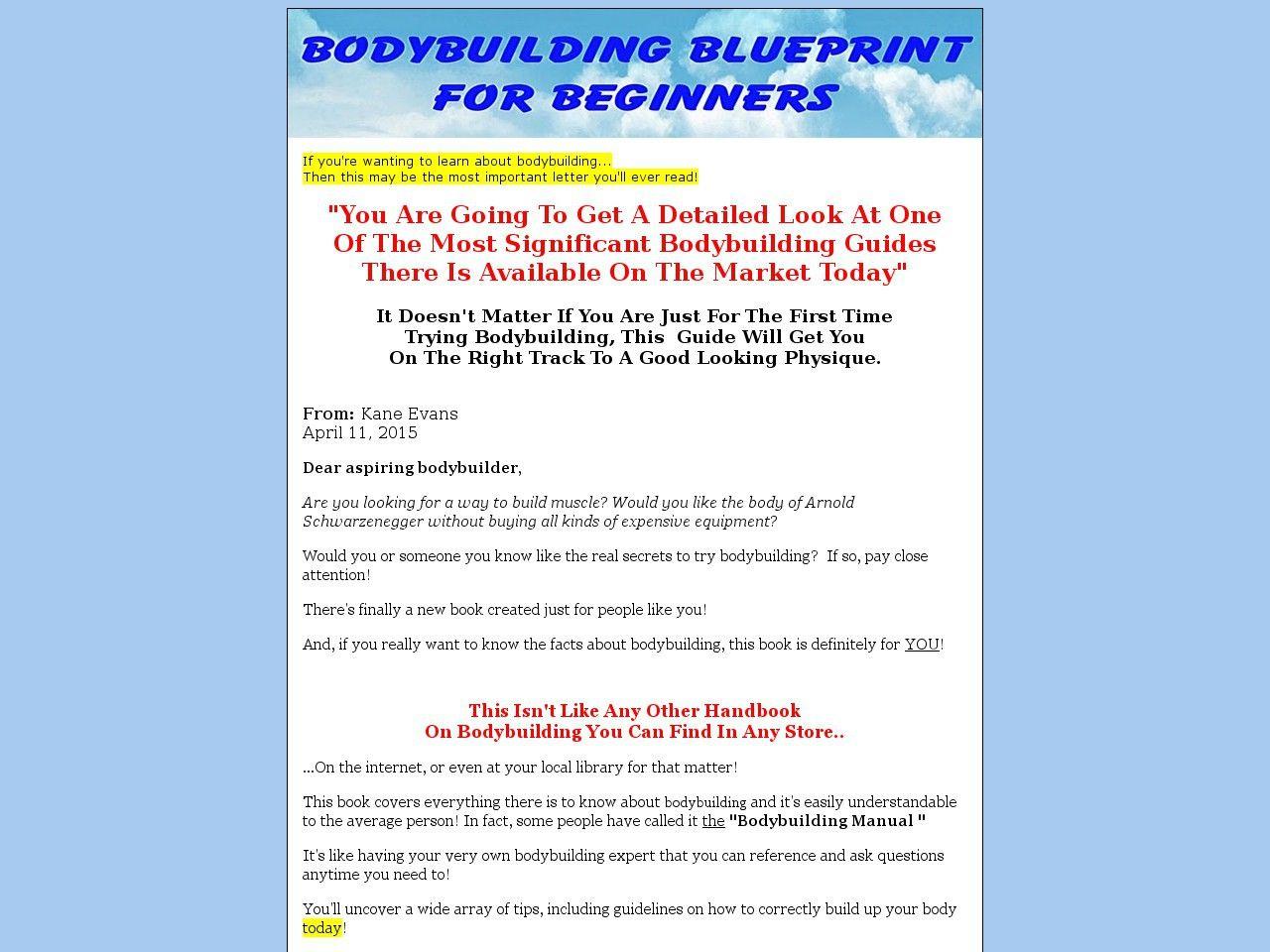 Get bodybuilding blueprint for beginners httpvnulablab get bodybuilding blueprint for beginners httpvnulab malvernweather Images