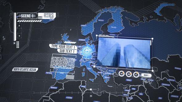 World map element 3d technology envato videohive aftereffects world map element 3d technology envato videohive aftereffects gumiabroncs Choice Image